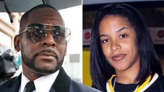 R. Kelly married underage Aaliyah over alleged pregnancy, prosecutors claim