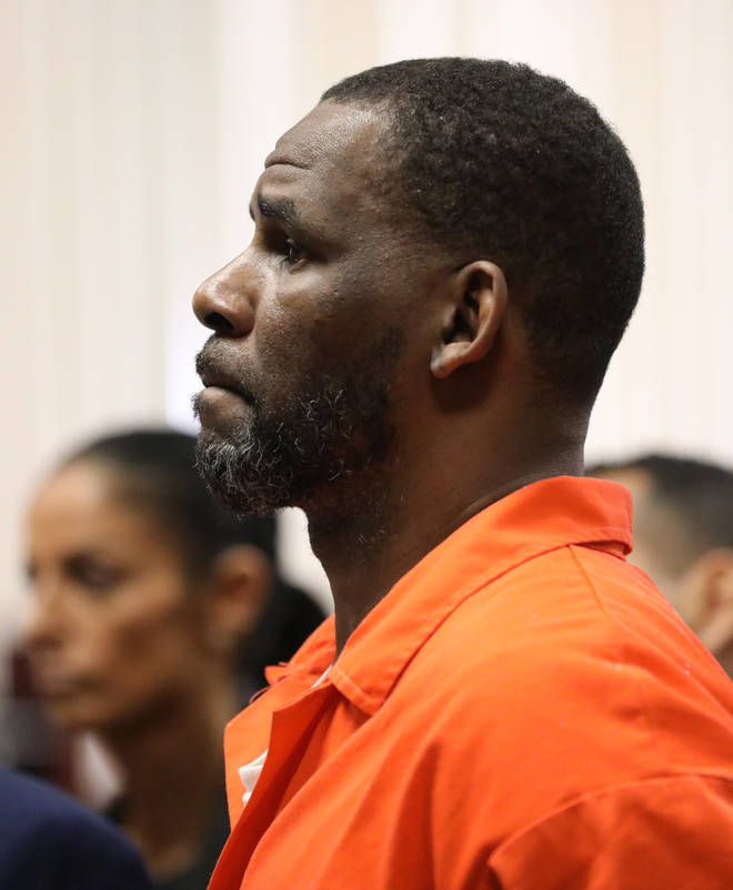 R. Kelly is currently on trial for multiple sexual misconduct charges.