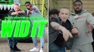 Tion and ArrDee have dropped hit track 'Wid It'