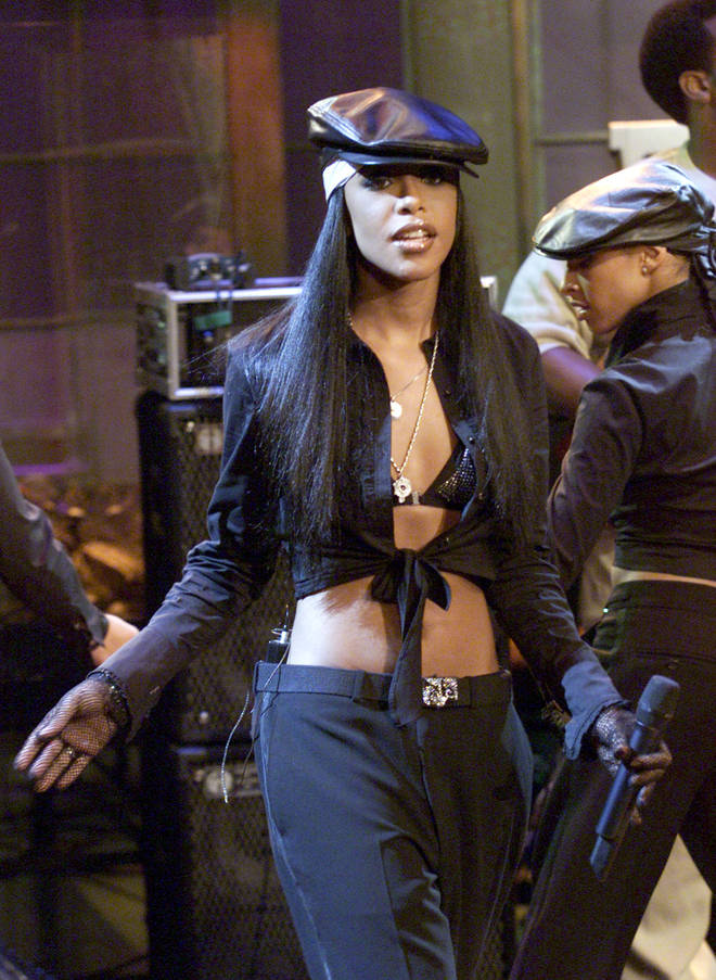 Aaliyah's second album 'One In A Million' is now available to stream.