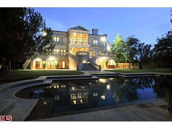 The Weeknd's new mansion cost $70 Million