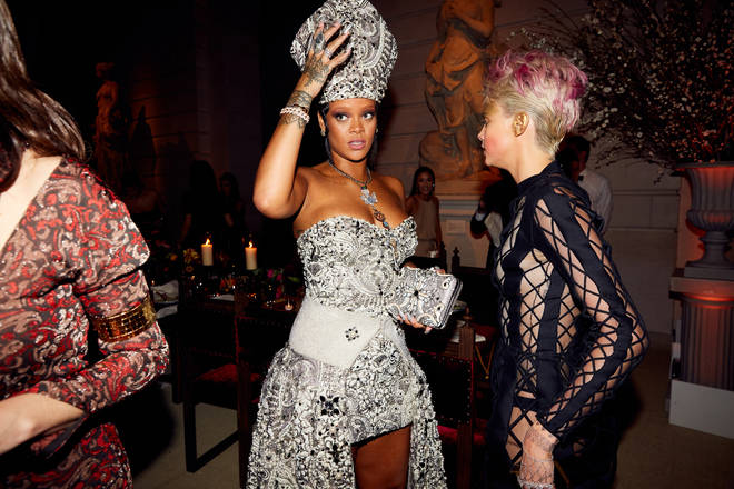 What actually happens inside the Met Gala?