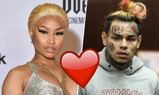 is 69 dating nicki minaj