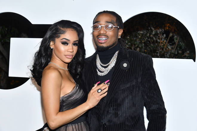 Saweetie and Quavo first began dating in 2018. The pair split back in March.