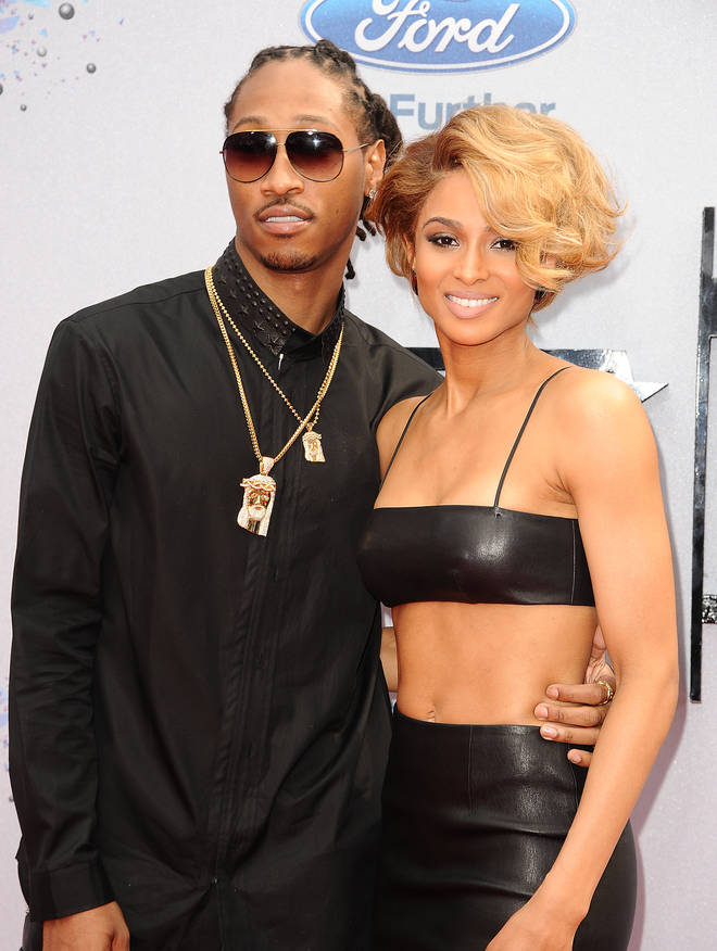 Future and Ciara got engaged in 2013