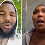 The Game defends Lizzo against trolls following her tearful break-down video