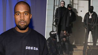 Marilyn Manson, DaBaby & more appear on-stage at Kanye West's 'Donda' listening event