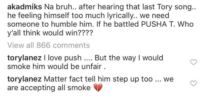 """The way I would smoke him would be unfair."""