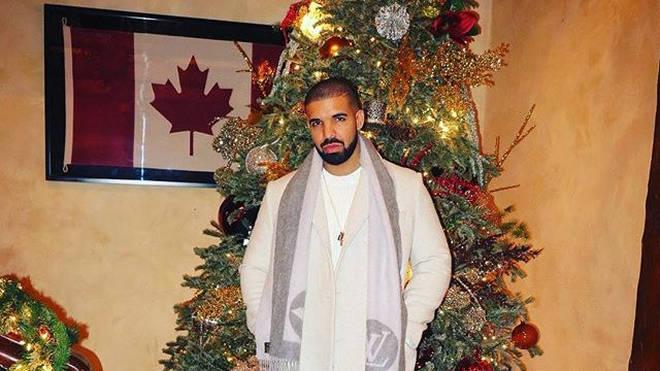 Drake Christmas Tree
