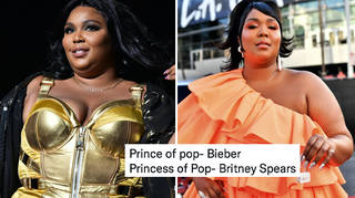 Lizzo shared her pop-rankings on Twitter