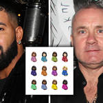 Drake 'Certified Lover Boy' album cover by Damien Hirst explained