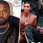 Kanye West fans thinks he's hinting at Kim Kardashian cheating in new song lyrics