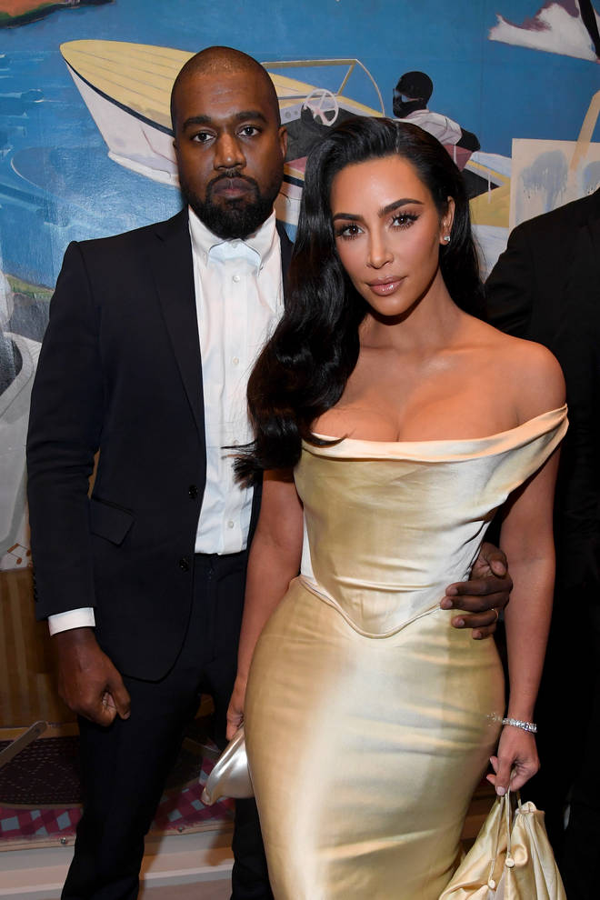 Kim Kardashian filed for divorce from Kanye West in February.
