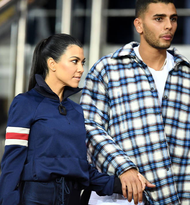 Younes came to his ex-girlfriends defence