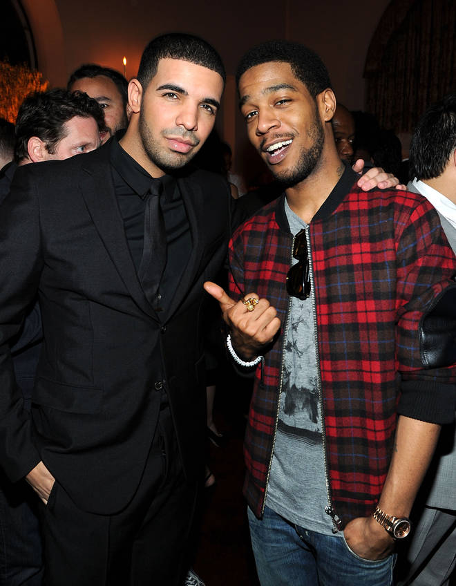 Kid Cudi and Drake linked up for 'IMY2'