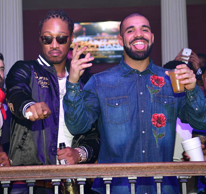 Drake and Future are known for their iconic collaborations