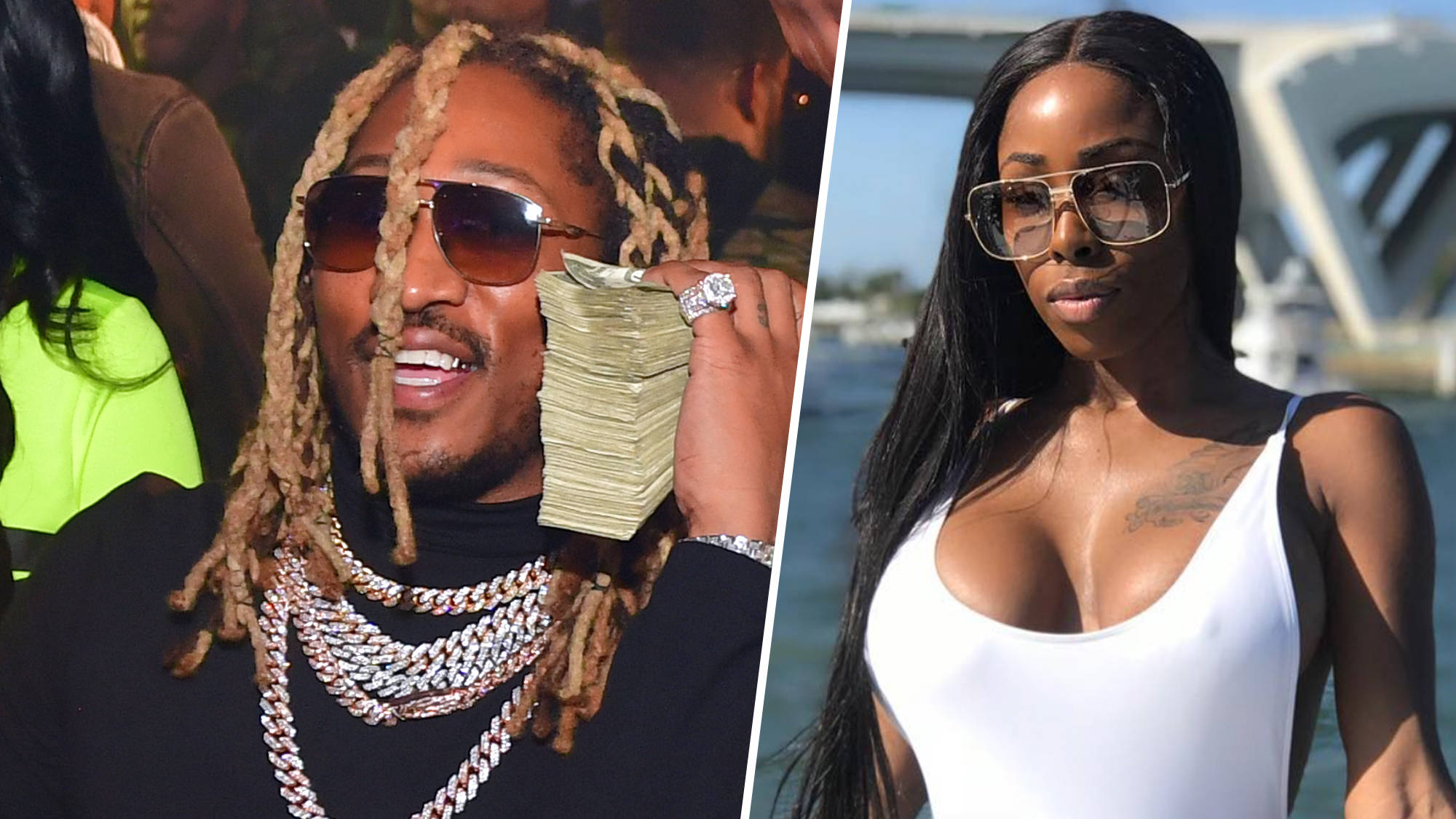 Future Responds After Sixth Baby Mother Claims Shocking Pregnancy ...