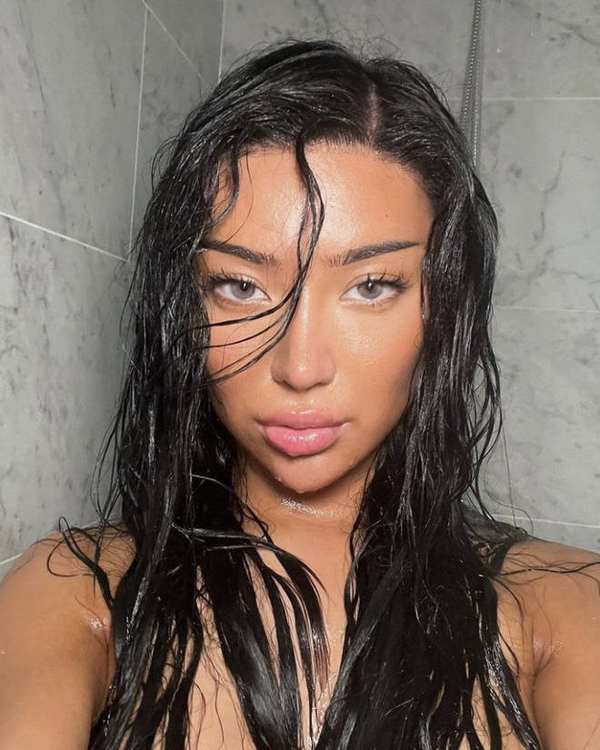 Nikita Dragun – a transgender social media star – attempted to 'expose' Tyga by leaking their DMs.