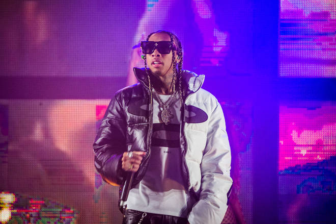 Tyga caught wind of Nikita's video where she tried to 'expose' him and responded on Twitter.
