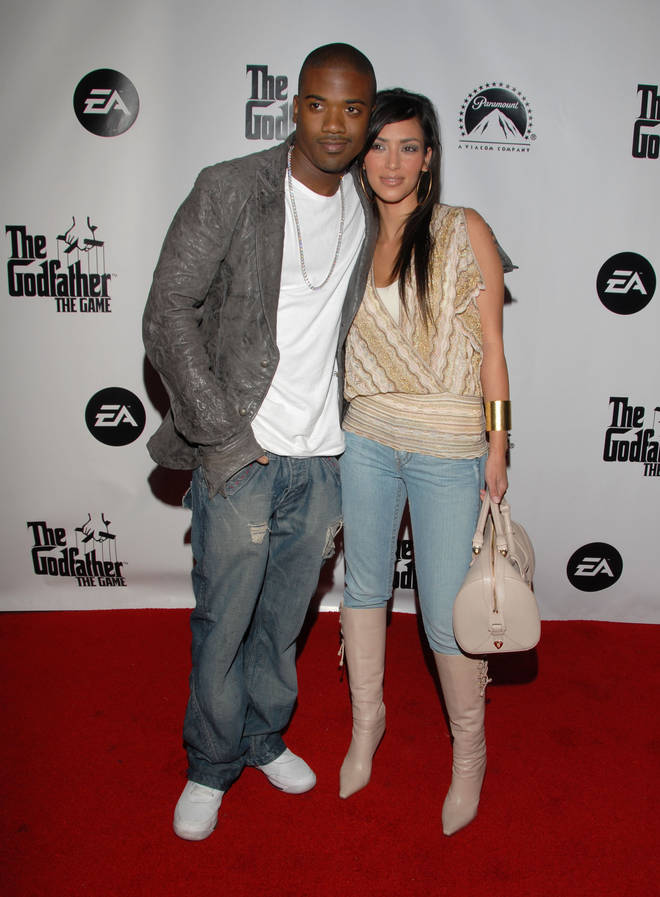 Ray J and Kim Kardashian dated from 2003 to 2006.