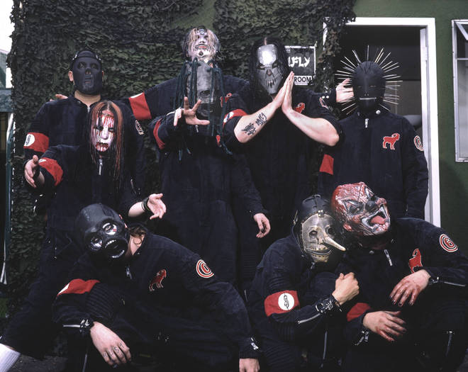 Slipknot are an American heavy metal band – which was formed in Des Moines, Iowa in 1995.