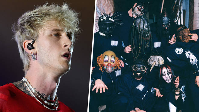Machine Gun Kelly and Slipknot beef explained