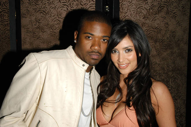 Kim Kardashian's sex tape with Ray J was leaked in 2007.