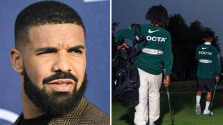 Drake has launched his golf collection