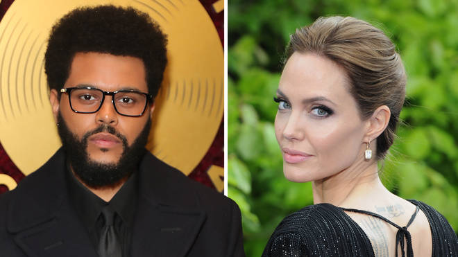 The Weeknd and Angelina Jolie relationship timeline: Dating rumours, photos & more