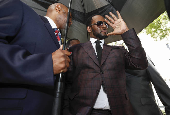 R. Kelly was convicted on all counts and could face up to life in prison.