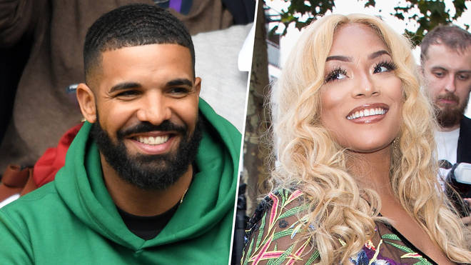 Drake and Stefflon Don were spotted enjoying a cosy dinner date.