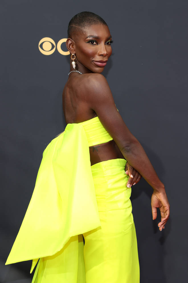 Emmy winning Michaela Coel is the shows writer and lead character