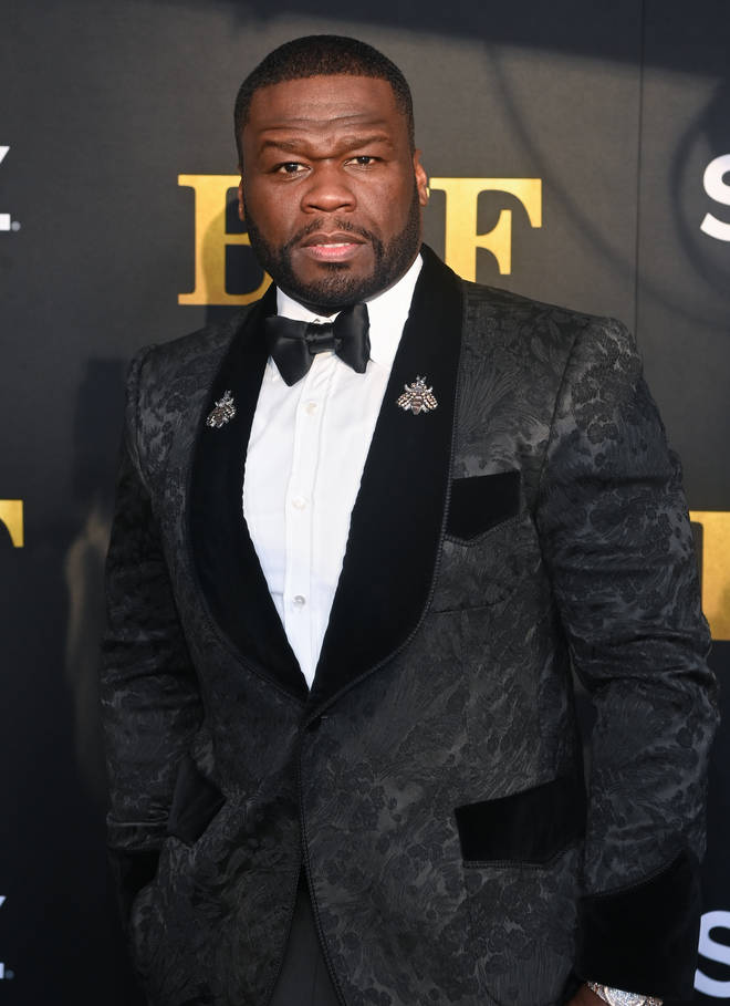 50 Cent hopes to feature in a romantic comedy with Nicki Minaj.