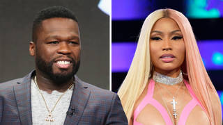 50 Cent wants to star in a romantic comedy with Nicki Minaj