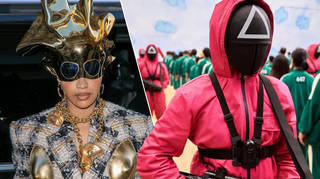 Cardi B fans joked she could appear in a new season of Squid Game