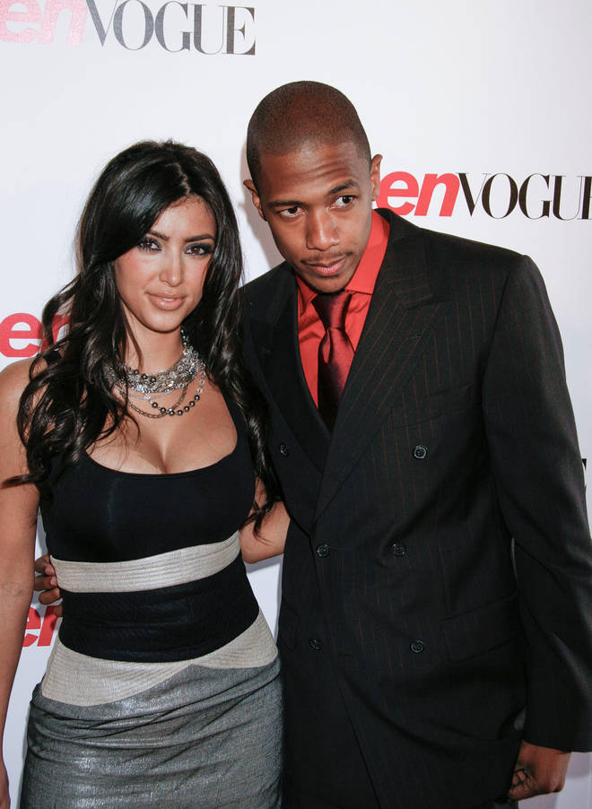 Kim Kardashian and Nick Cannon dated in 2006