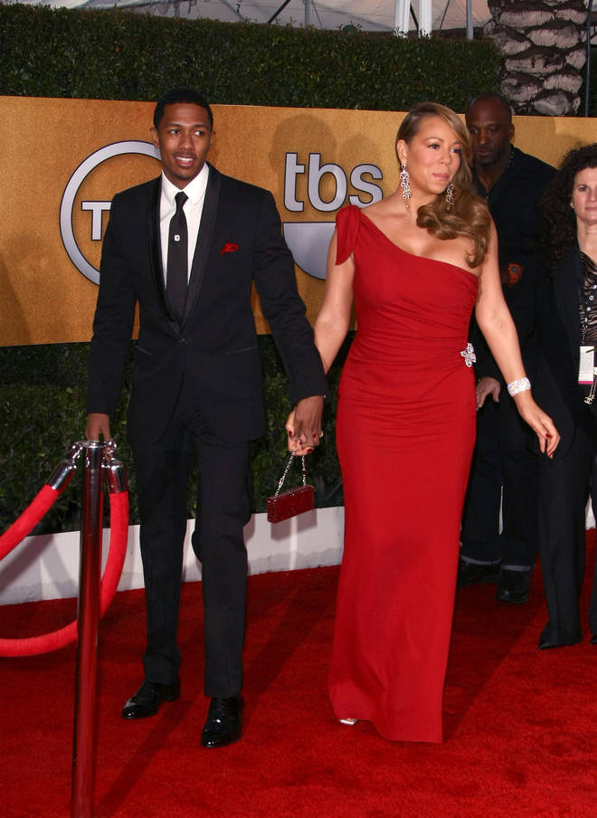 Nick Cannon married Mariah Carey in 2008