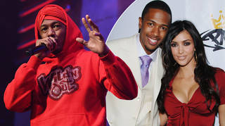 Nick Cannon admitted he was left 'heartbroken' over his split from Kim Kardashian