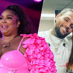 Lizzo has sparked debate amongst fans after her Chris Brown interaction went viral