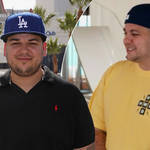 Rob Kardashian was pictured for this first time in months