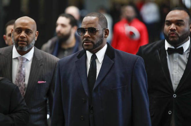 R. Kelly could spend the rest of his life in prison