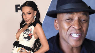 Doja Cat's father is South African actor Dumisani Dlamini