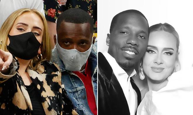 Adele breaks silence on relationship with boyfriend Rich Paul
