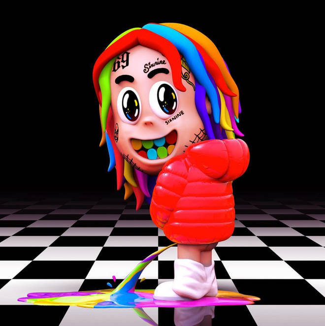 Tekashi 6ix9ine released his 'Dummy Boy' album whilst in prison
