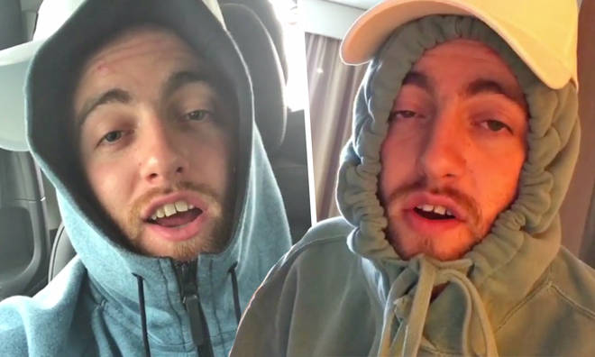 Mac Miller's secret Instagram account has been discovered by fans