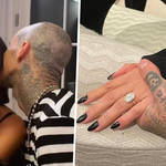 Kourtney Kardashian's diamond engagement ring from Travis Barker: Price, details & more