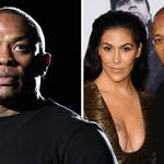 Dr. Dre 'served with divorce papers' at his grandmother's funeral