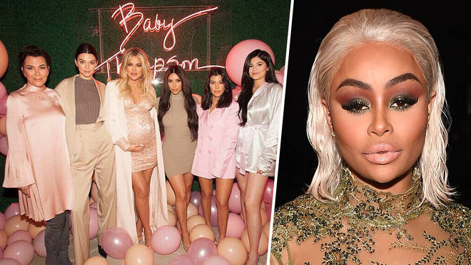 Rob Kardashian's ex is taking legal action against the Kardashian-Jenner sisters.