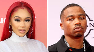 Saweetie responds to Roddy Ricch dating rumours after pair spotted together