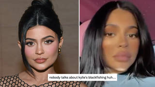 Kylie Jenner accused of blackfishing as fans call out her tanned complexion.